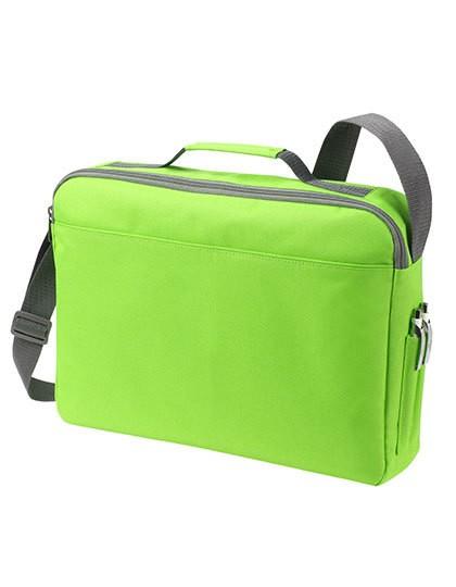 Congress Bag Basic - Freizeittaschen - Freizeit-Umhängetaschen - Halfar Anthracite