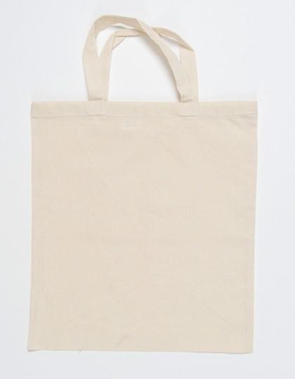 Baumwolltasche kurze Henkel - Baumwoll- & PP-Taschen - Baumwolltaschen - Printwear Natural