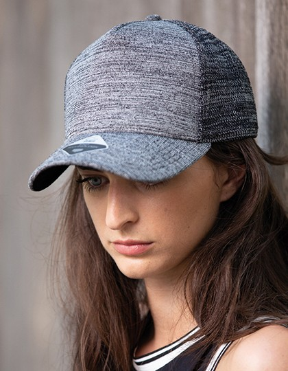 Knit Cap - Atlantis Dark Grey - Black