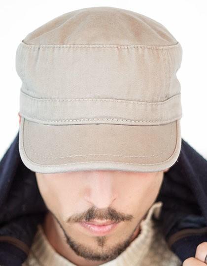Urban Cap - Caps - Cuba Caps - Atlantis Black