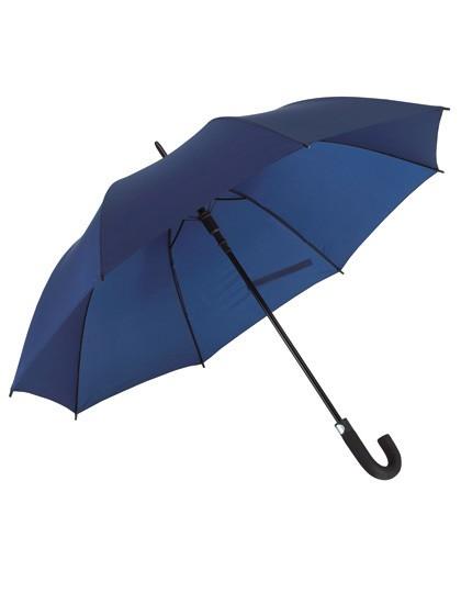 Automatik-Golfschirm ´Subway´ - Schirme - Golfschirme - Printwear Azure Blue