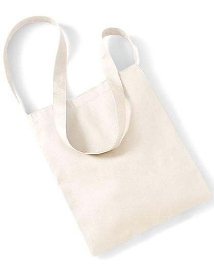Organic Cotton Sling Bag - Baumwoll- & PP-Taschen - Baumwolltaschen - Westford Mill Natural