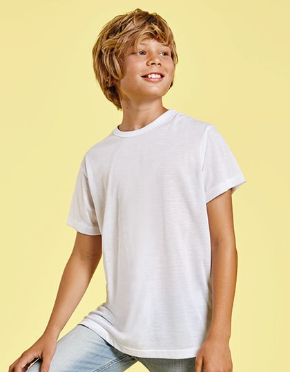 Sublima Kids T-Shirt - Roly White 01