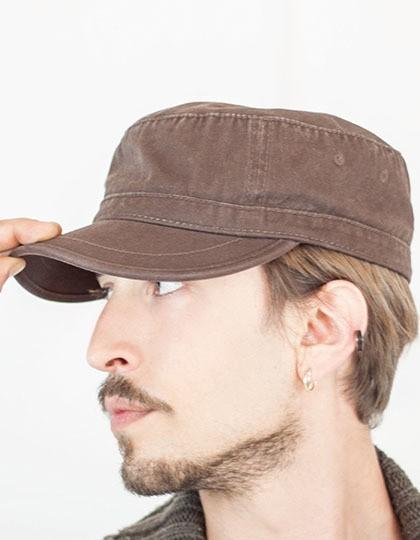 Warrior Cap - Caps - Cuba Caps - Atlantis Black