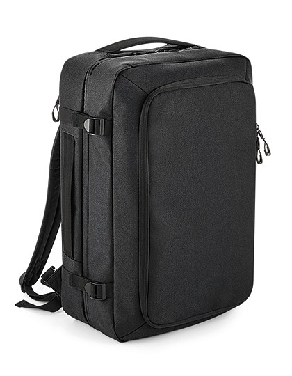 Escape Carry-On Backpack - BagBase Black