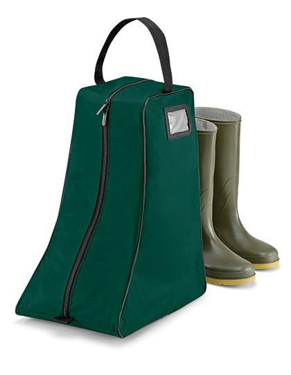 Boot Bag - Freizeittaschen - Sport- & Reisetaschen - Quadra Black - Graphite Grey