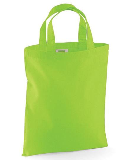 Mini Bag for Life - Baumwoll- & PP-Taschen - Baumwolltaschen - Westford Mill Black