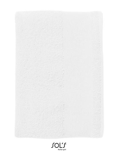 Bath Sheet Bayside 100 - Frottierwaren - Handtücher - SOL´S Dark Grey (Solid)
