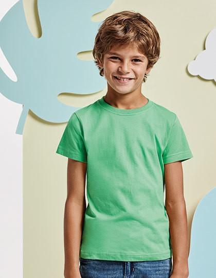 Dogo Kids Premium T-Shirt - Roly White 01