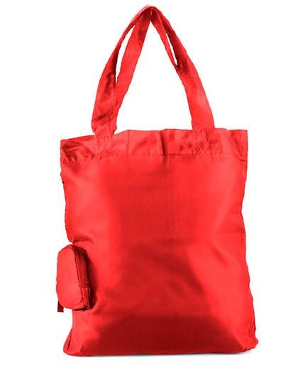 Einkaufstasche Pocket - Freizeittaschen - Einkaufstaschen - Printwear Black