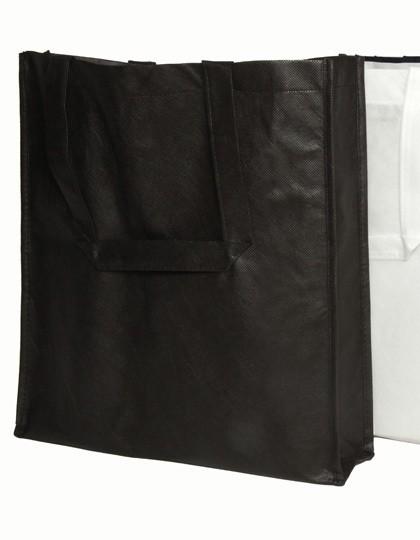 Einkaufstasche Big Shopper - Baumwoll- & PP-Taschen - Jute-Taschen - Printwear Black