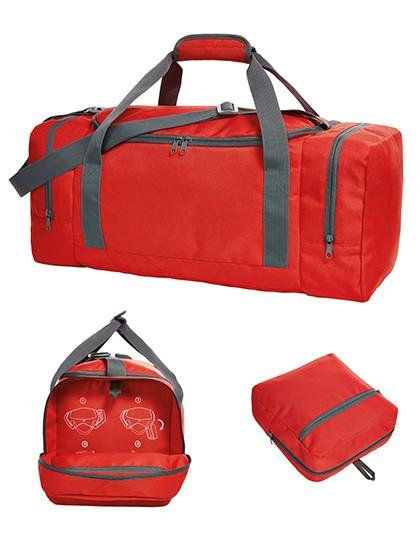 Sports Bag Shift - Freizeittaschen - Sport- & Reisetaschen - Halfar Black