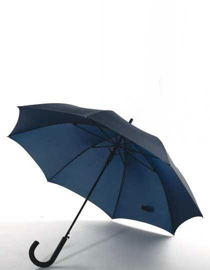 Automatischer Windproof-Stockschirm - Schirme - Stockschirme - Printwear Black