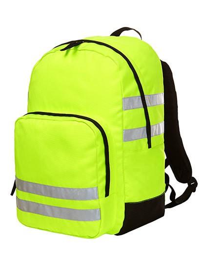 Backpack Reflex - Rucksäcke - Gymsacs - Turnbeutel - Halfar Neon Yellow