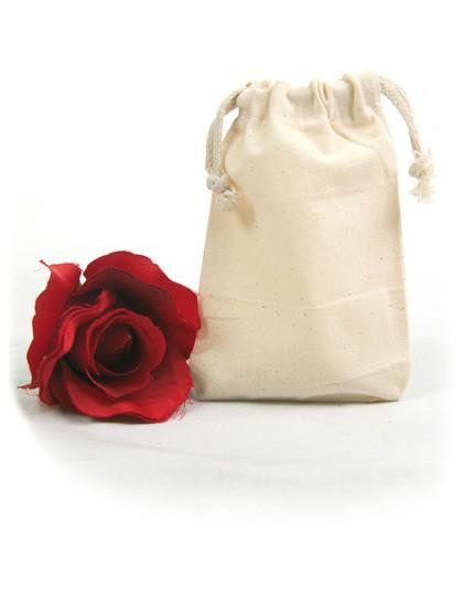 Zuziehbeutel klein, 10 x 14 cm - Baumwoll- & PP-Taschen - Baumwolltaschen - Printwear Natural