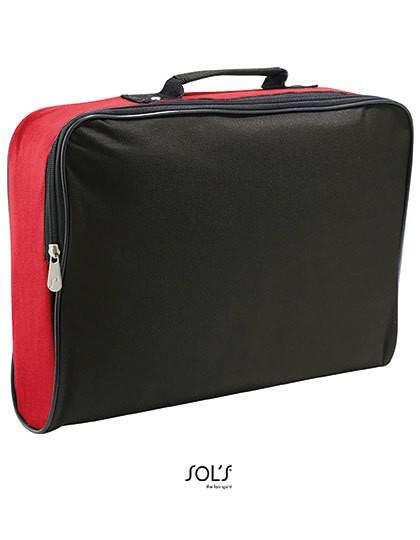 Business Bag College - Businesstaschen - Dokumententaschen - SOL´S Bags Black - Black