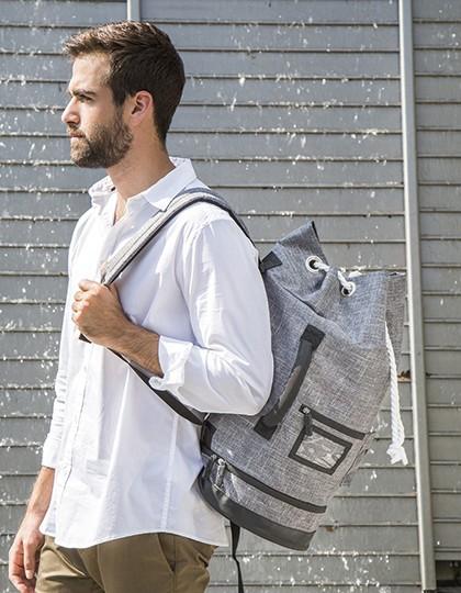 Sailor Bag - Portland - Bags2GO Grey Melange