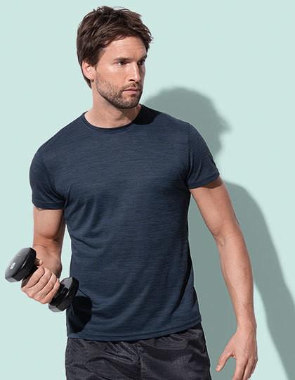 Intense Tech - Sports & Activity - Basic Sport Shirts - Stedman® Anthra Heather
