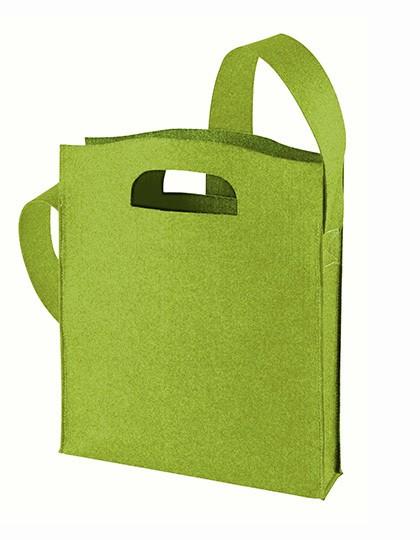 Shopper Modernclassic - Freizeittaschen - Einkaufstaschen - Halfar Anthracite