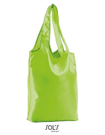 Foldable Shopping Bag Pix - Freizeittaschen - Einkaufstaschen - SOL´S Bags Black