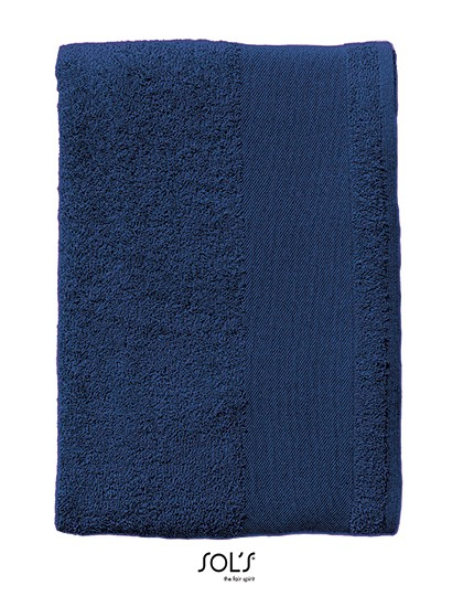 Bath Sheet Island 100 - Frottierwaren - Handtücher - SOL´S Black