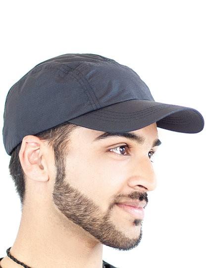 Rainy Cap - Caps - Netz- & Sport-Caps - Atlantis Black