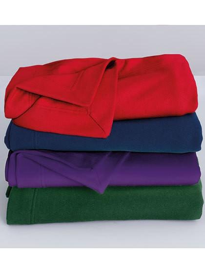 DryBlend® Stadium Blanket - Winteraccessoires & Mützen - Decken - Gildan Black