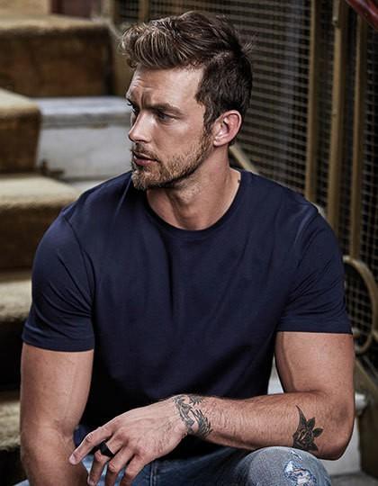 Luxury Tee - Fashion T-Shirts - Rundhals - Tee Jays Black