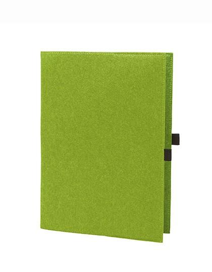 Felt Sleeve Eco - Businesstaschen - Tablet-Taschen - Halfar Anthracite