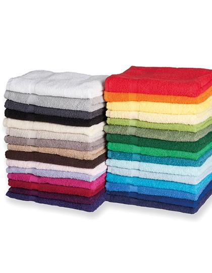 Luxury Hand Towel - Frottierwaren - Handtücher - Towel City Black