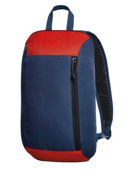 Backpack Fresh - Halfar Grey - Orange