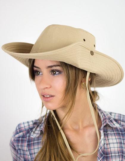 Ranger Hat - Caps - Hüte - Atlantis Black
