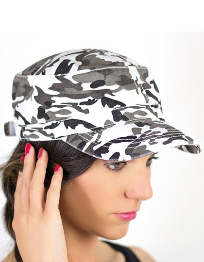 Uniform Cap - Caps - Cuba Caps - Atlantis Black
