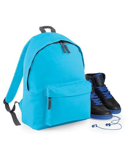 Junior Fashion Backpack - Rucksäcke - Freizeit-Rucksäcke - BagBase