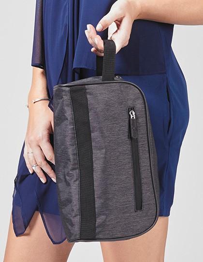 Wash Bag - Havanna - Freizeittaschen - Sport- & Reisetaschen - Bags2GO Anthracite