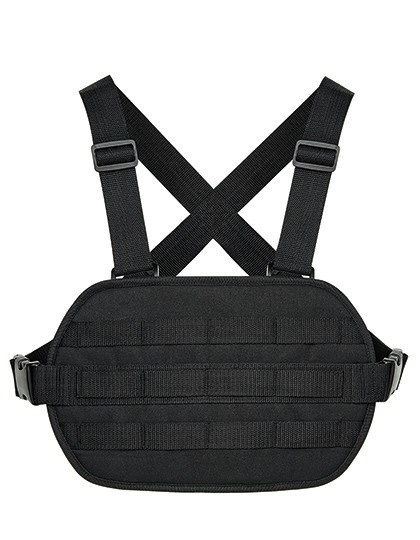 Modulr™ Chest Rig - BagBase Black