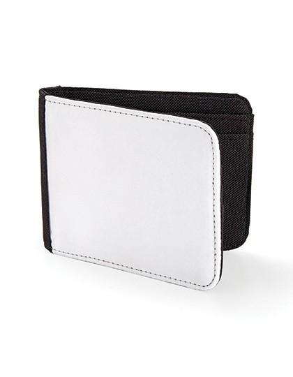 Sublimation Wallet - Sublimationstextilien - Sonstiges - BagBase Black