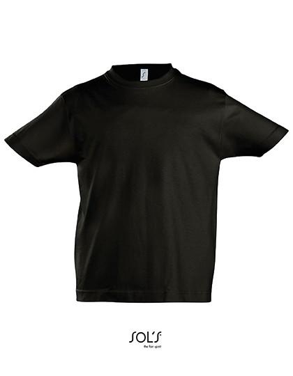 Kids` Imperial T-Shirt - Kinderbekleidung - Kinder T-Shirts - SOL´S Chocolate