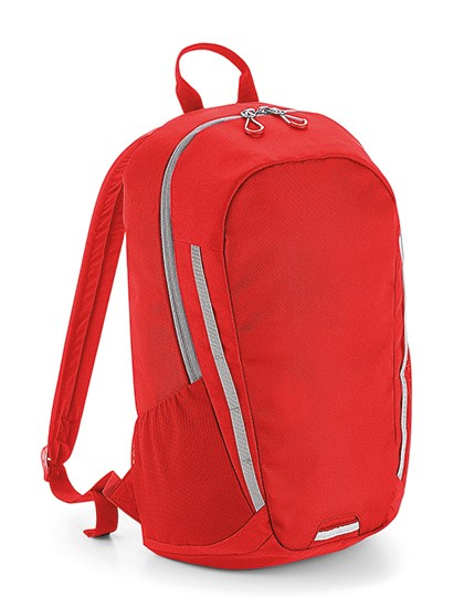 Urban Trail Pack - BagBase Black - Light Grey
