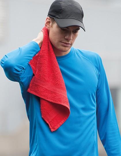 Luxury Gym Towel - Frottierwaren - Handtücher - Towel City Black