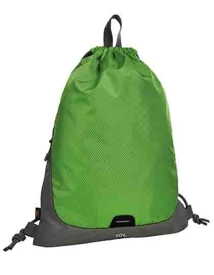Drawstring Bag Step - Rucksäcke - Freizeit-Rucksäcke - Halfar Black