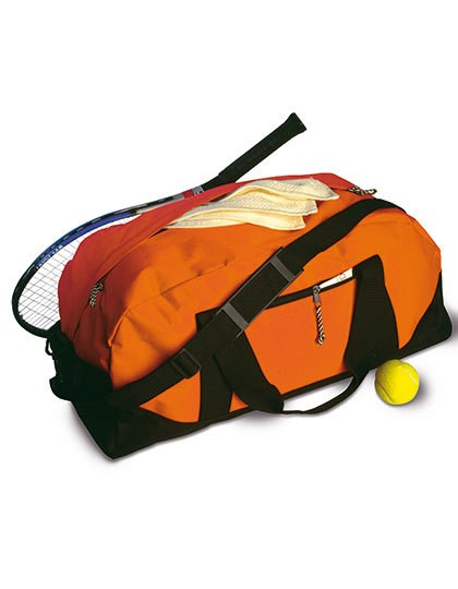 Sporttasche Nottingham - Freizeittaschen - Sport- & Reisetaschen - Printwear Black - Black