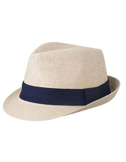 Street Style Hat - Caps - Hüte - Myrtle beach Beige Melange - Brown
