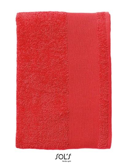 Hand Towel Bayside 50 - Frottierwaren - Handtücher - SOL´S Dark Grey (Solid)