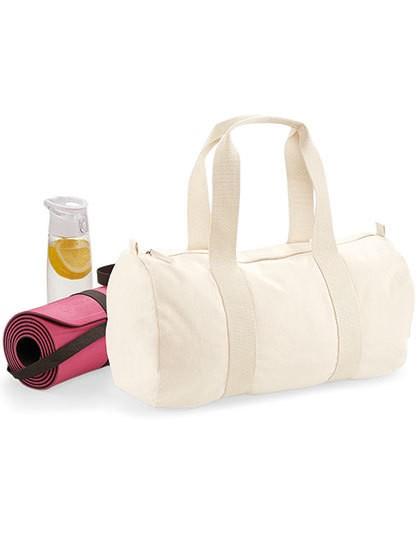 EarthAware® Organic Barrel Bag - Freizeittaschen - Sport- & Reisetaschen - Westford Mill Black