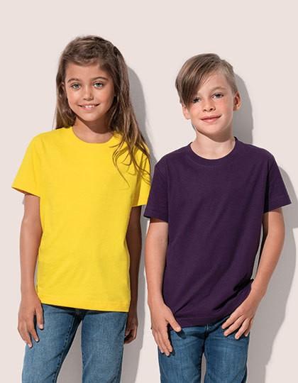Classic-T Kids - Kinderbekleidung - Kinder T-Shirts - Stedman® Black Opal