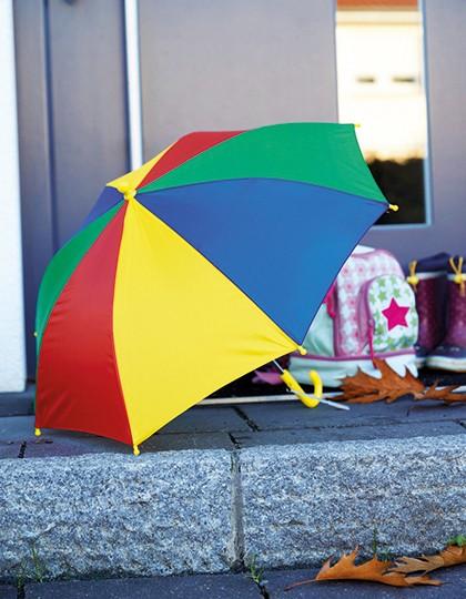 Kinderregenschirm - Schirme - Stockschirme - Printwear Coloured