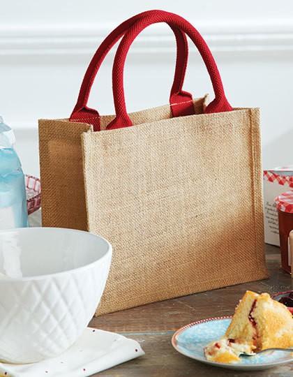 Jute Mini Gift Bag - Baumwoll- & PP-Taschen - Baumwolltaschen - Westford Mill Natural