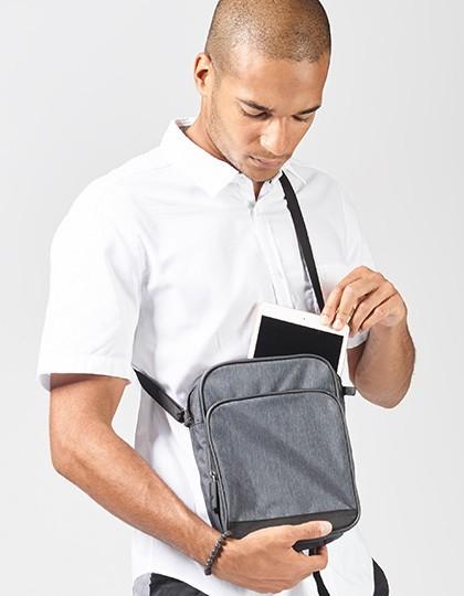 Messenger Bag - Lima - Freizeittaschen - Freizeit-Umhängetaschen - Bags2GO Anthracite