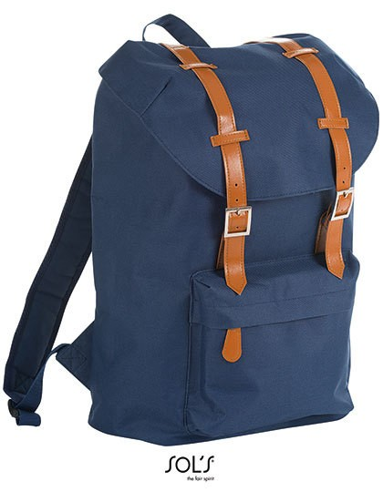 Backpack Hipster - Rucksäcke - Freizeit-Rucksäcke - SOL´S Bags Black